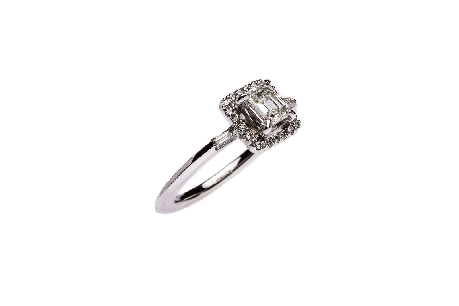 #162 Ladies ring | Damenring  Image