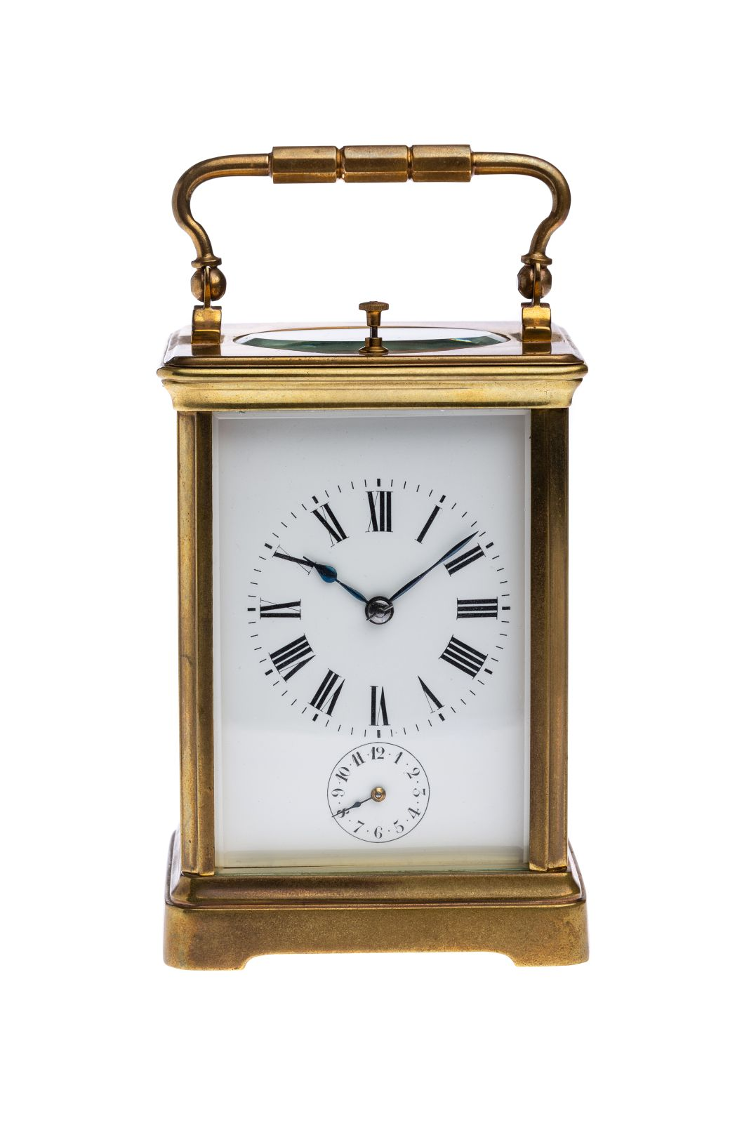 #17 4/4 Travel clock Grand Sonnerie | 4/4 Reiseuhr Grand Sonnerie Image