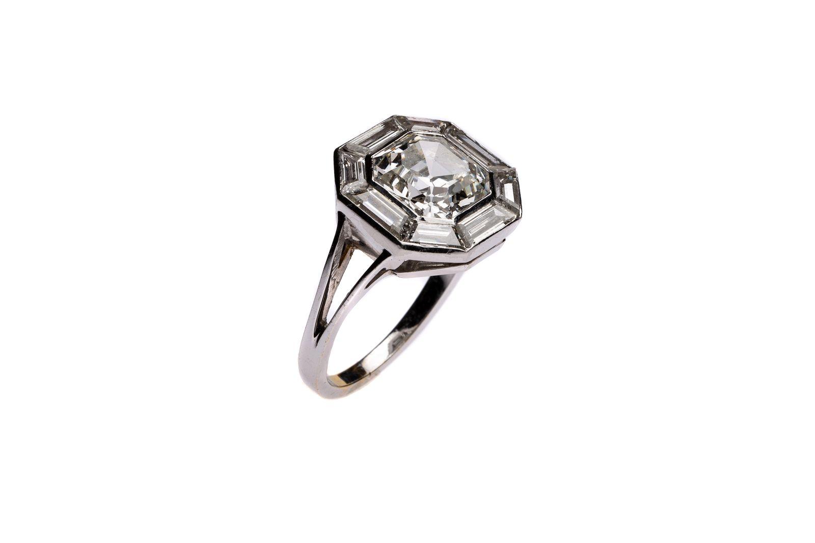 #179 Ladies ring | Damenring  Image