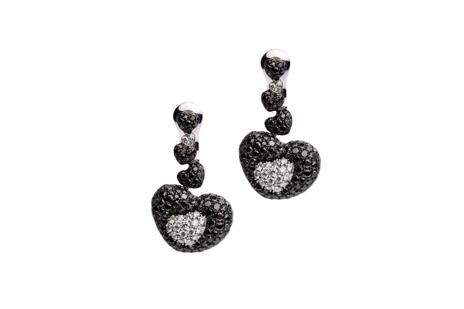 #180 Clip-on earrings | Ohrclipsgehänge Image