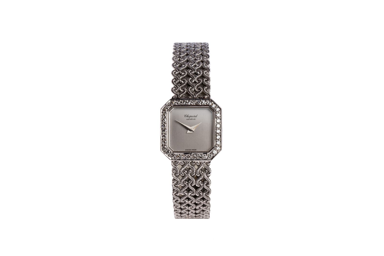 #23 Chopard white gold with brilliant bezel | Chopard Weißgold mit Brillant Lünette Image