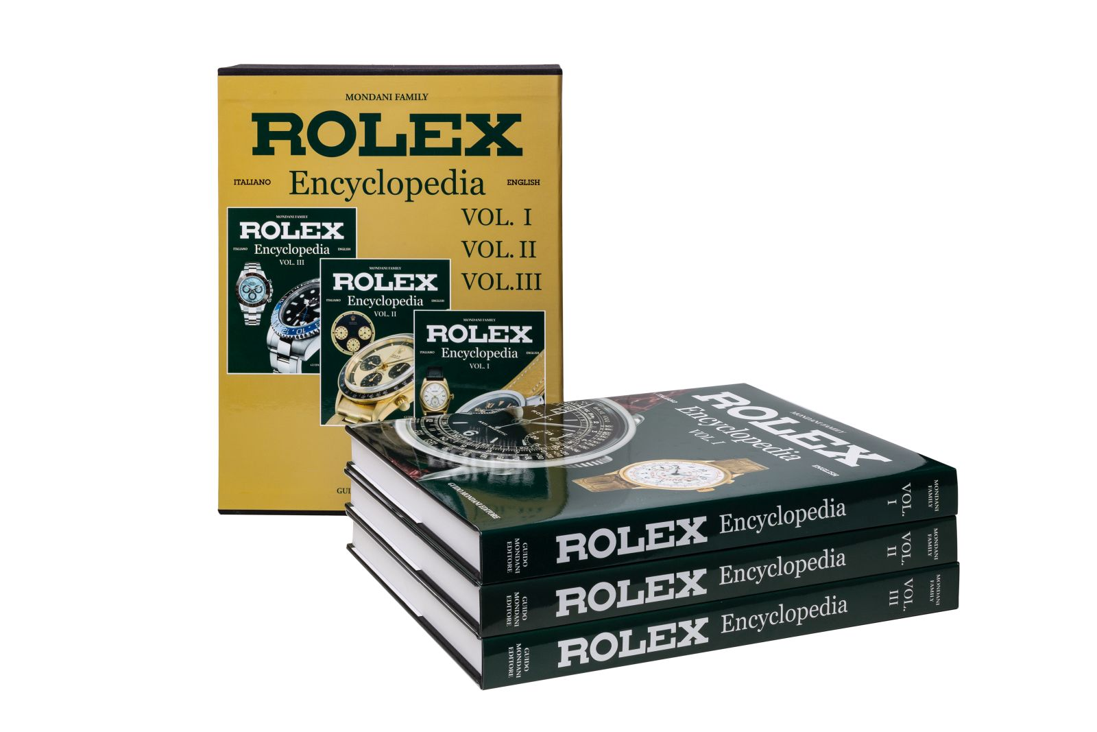 #3 Rolex Book Encyclopedia Image