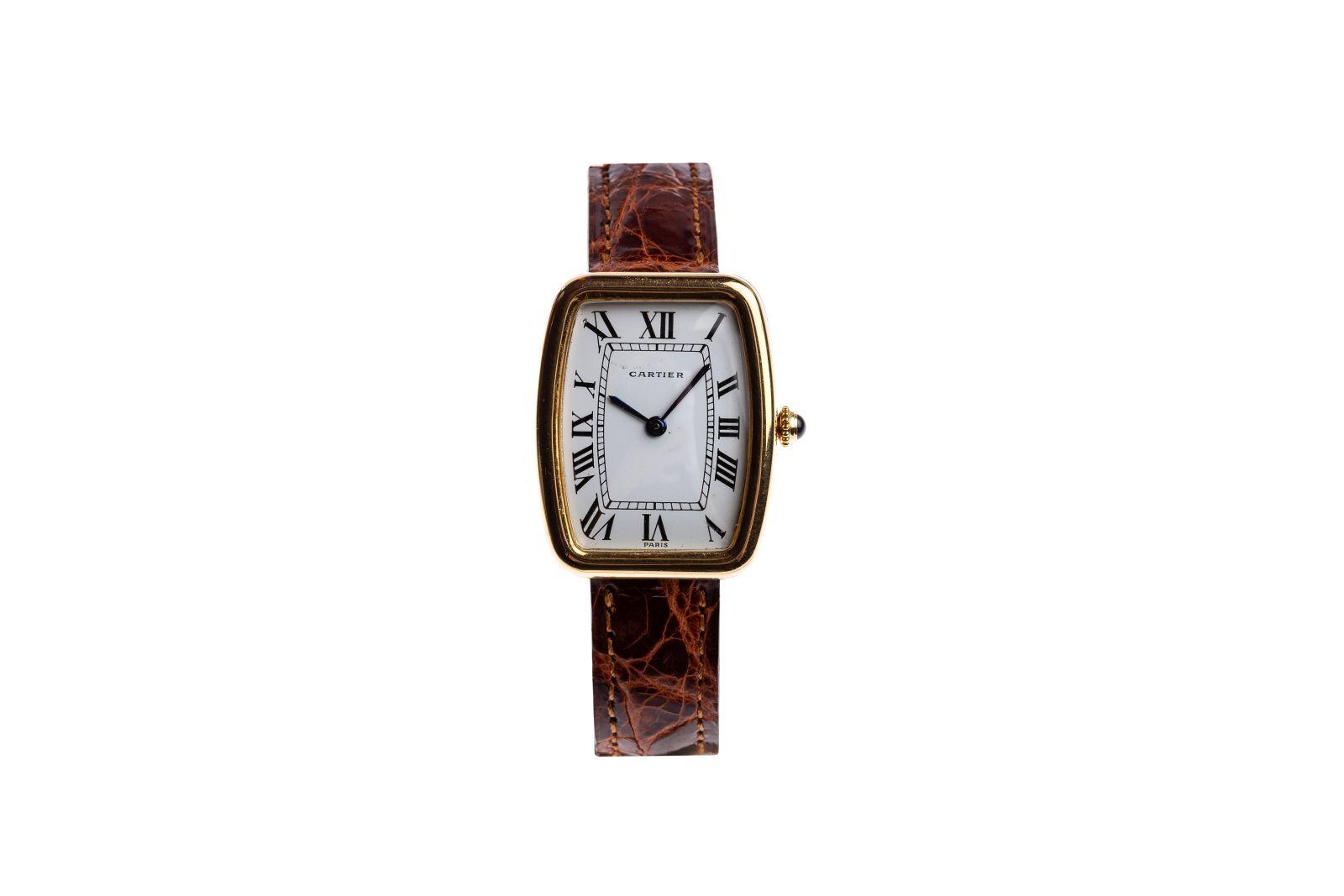 #53 Cartier Faberge Tonneau Image
