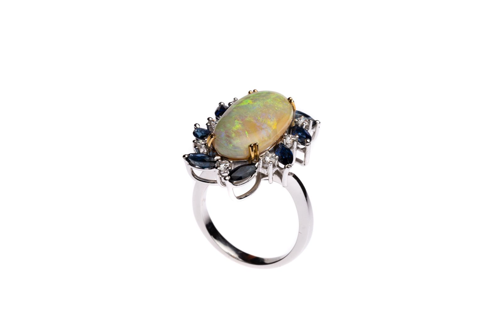 #71 Opal ring | Opalring Image