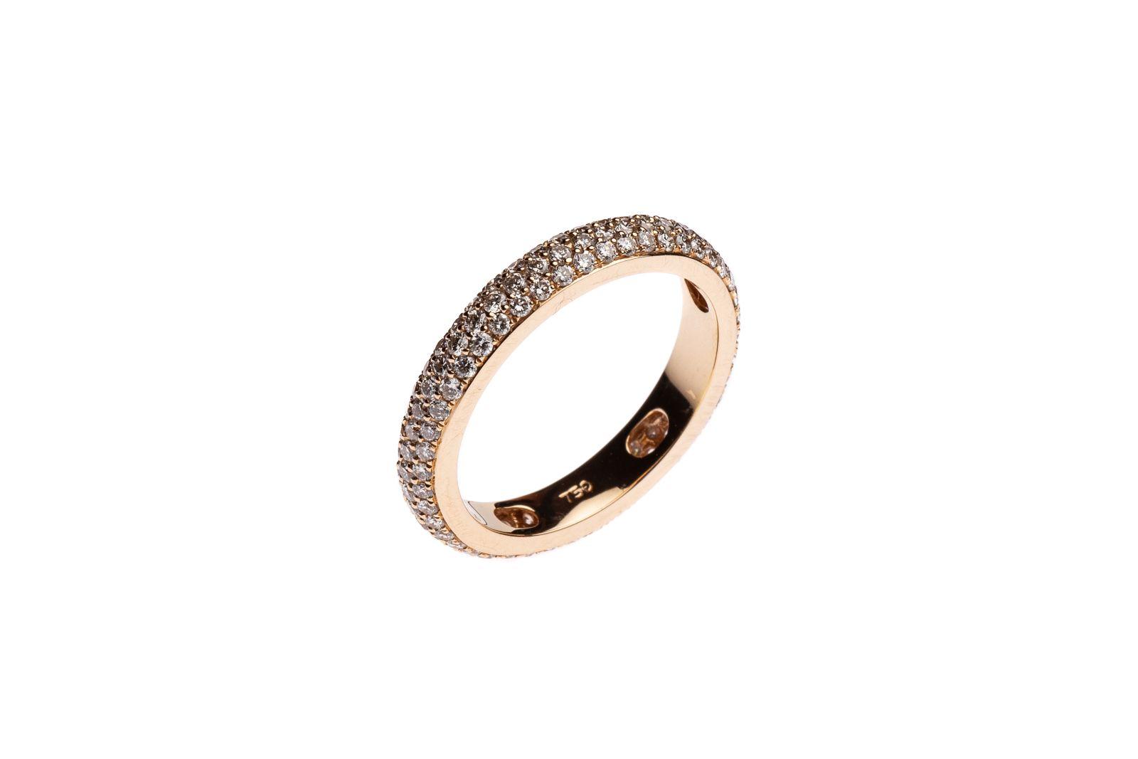 #72 Diamonds ring | Diamantring Image