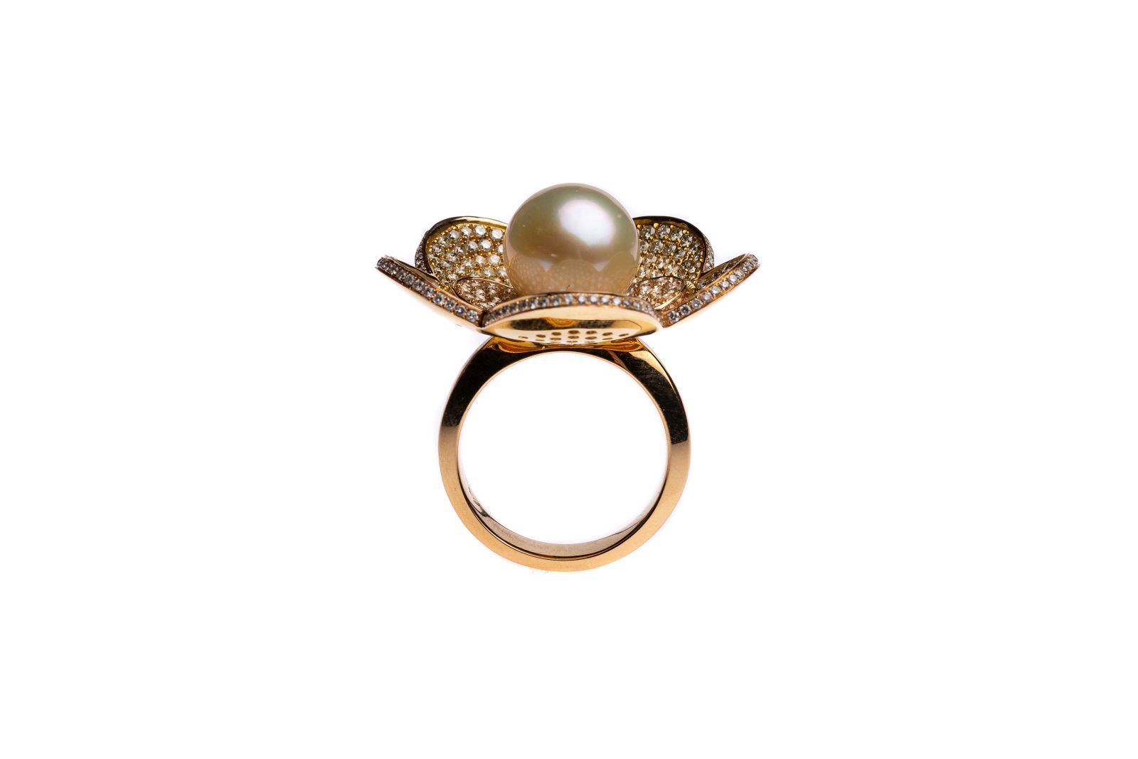 #84 Flowers ring | Blumen-Ring Image