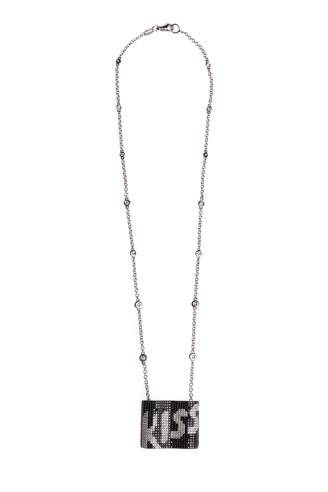 #88 Kiss-necklace | Kiss-Collier Image