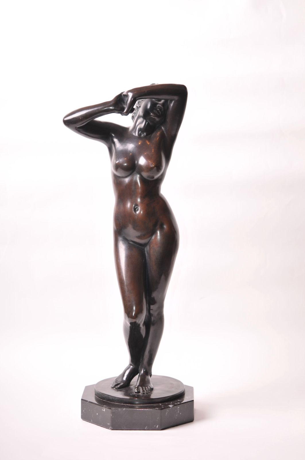 #108 Naked beauty, bronze |Nackte Schönheit, Bronze Image