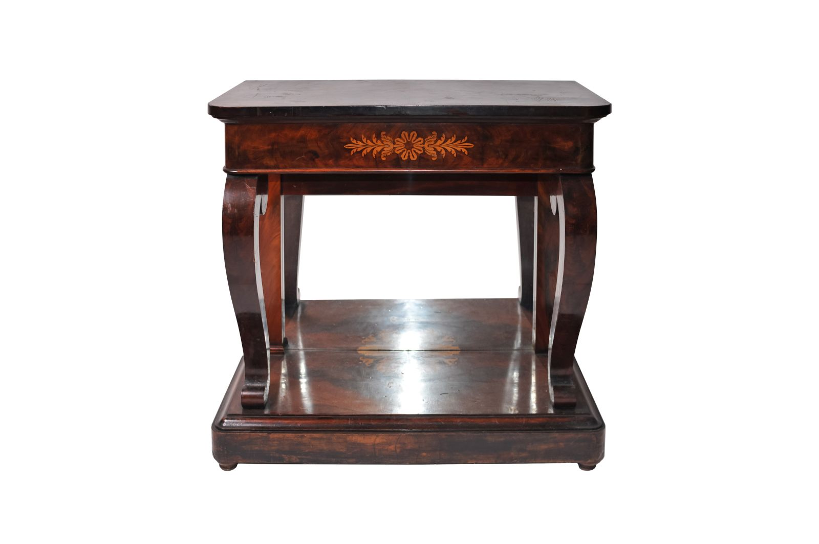 #113 Early Biedermeier console table | Frühbiedermeier Konsoltisch Image