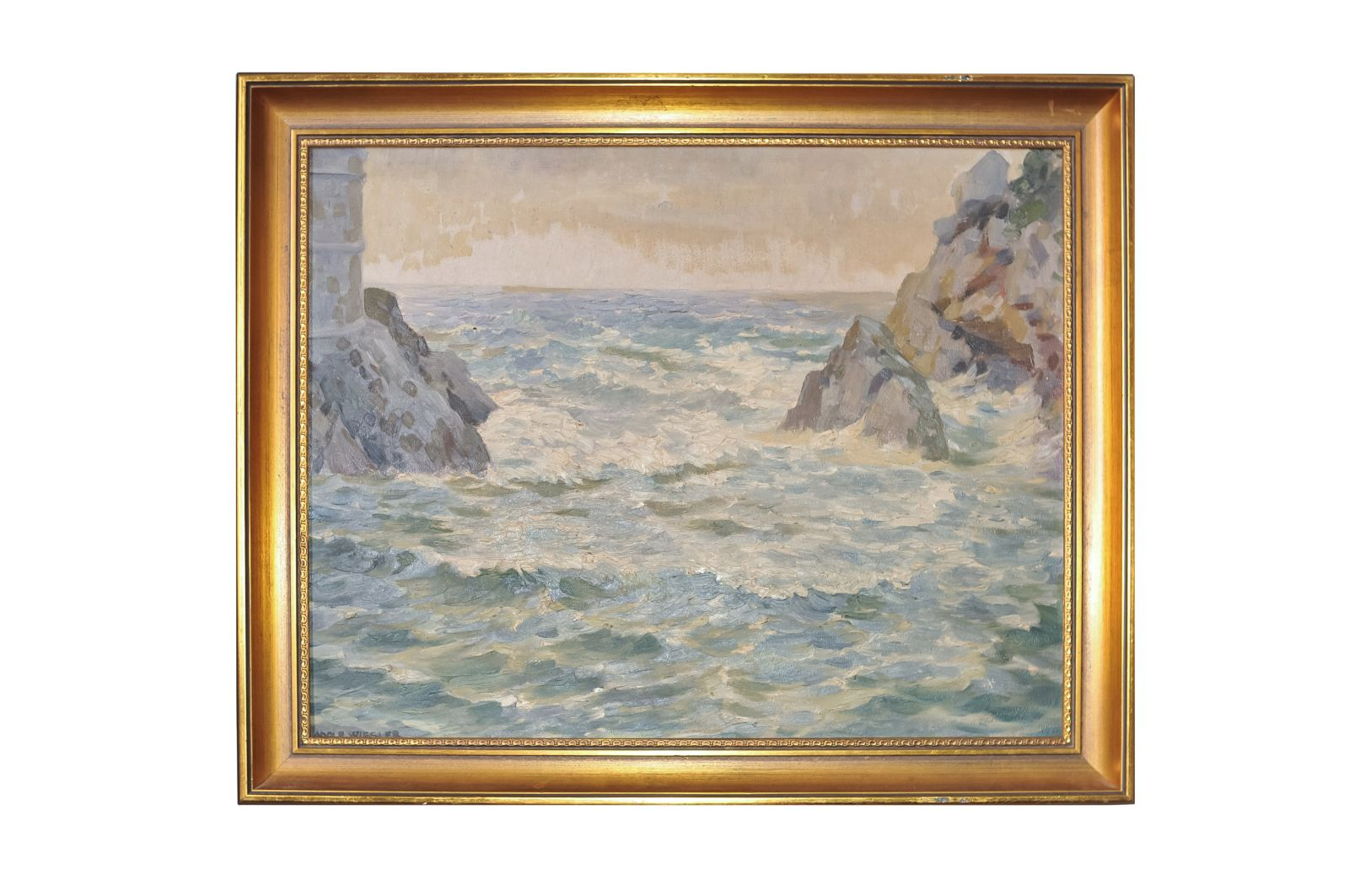 #117 Adolf Wiesler (1878-1958) Image