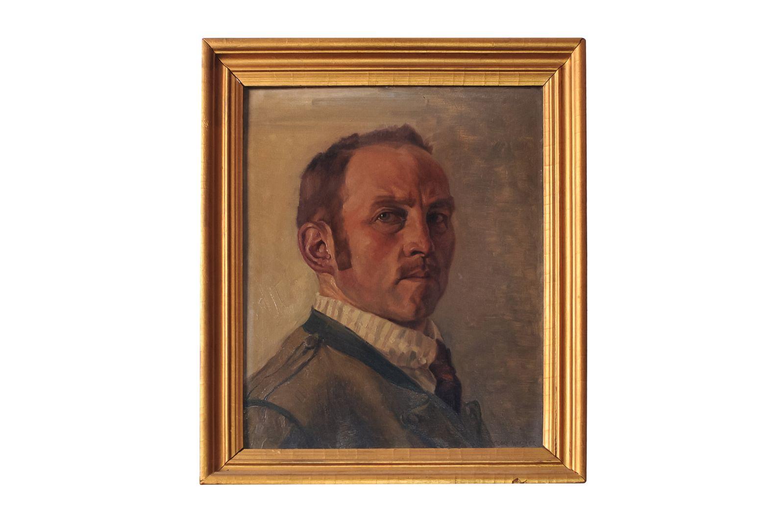 #120 Adolf Wiesler (1878-1958) Image