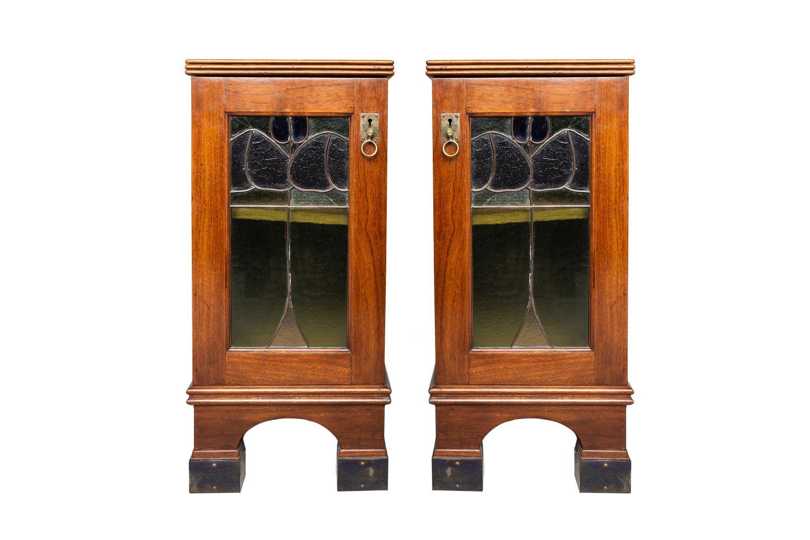 #94 2 small cupboards |2 kleine Schränkchen Image