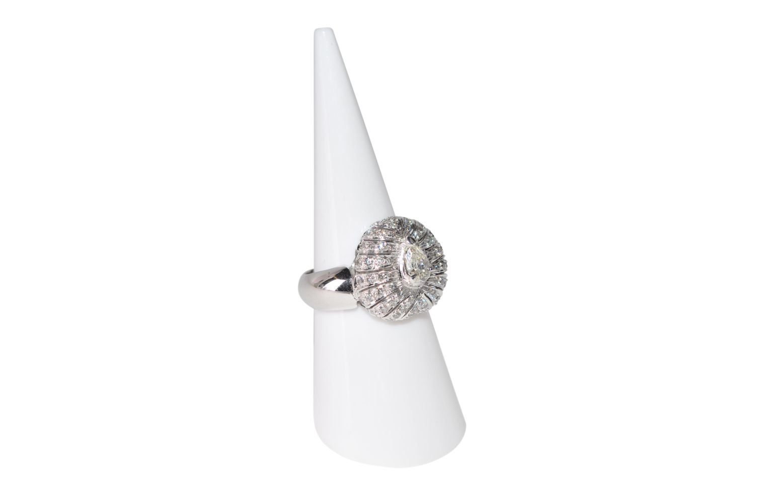 #111 Diamond ring | Diamantring Image