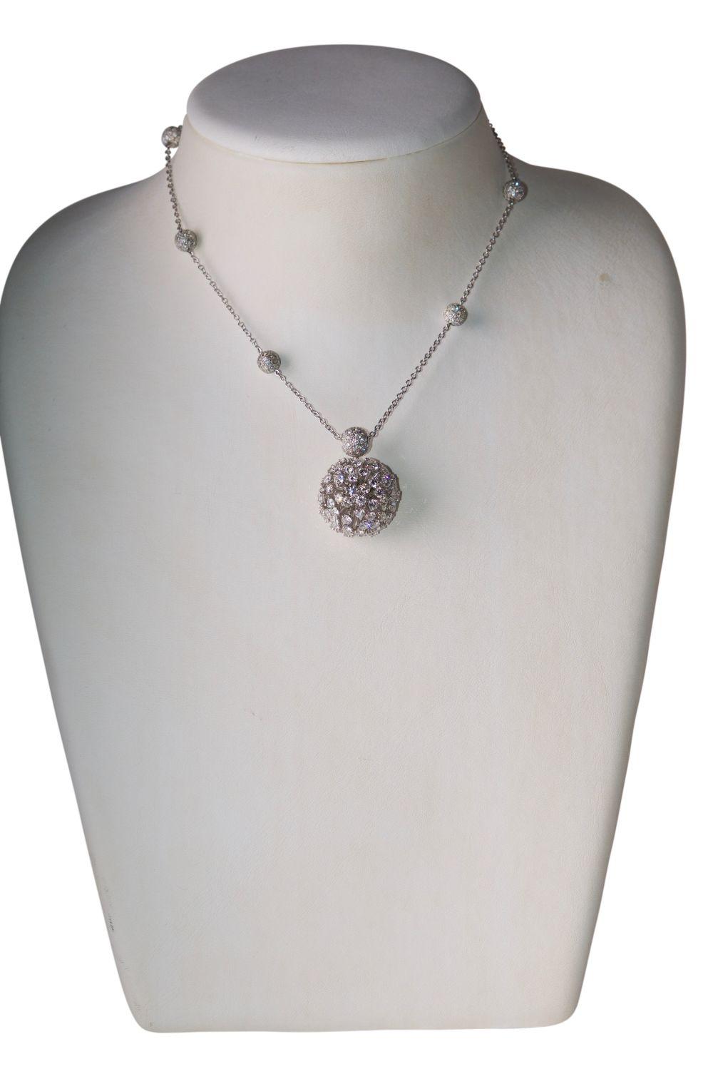 #119 Brillant-Necklace | Brillant-Collier Image
