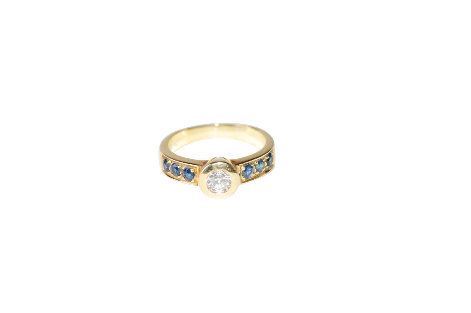 #137 Diamond ring | Diamantring Image