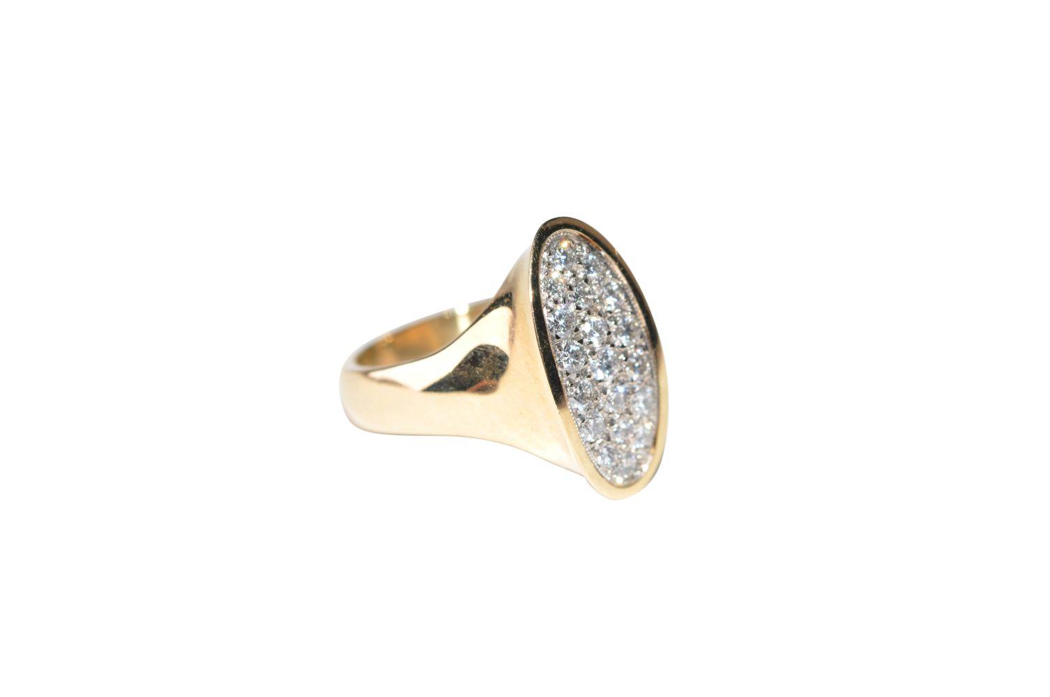 #139 Diamond ring | Diamantring Image