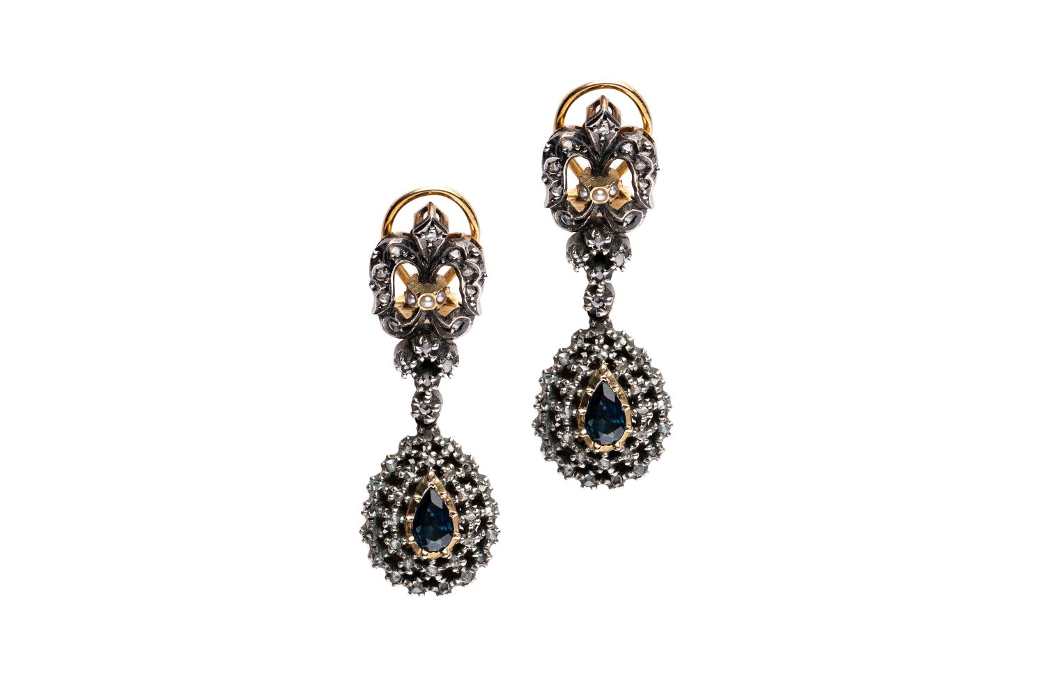 #164 Clip earrings | Ohrclipse Image