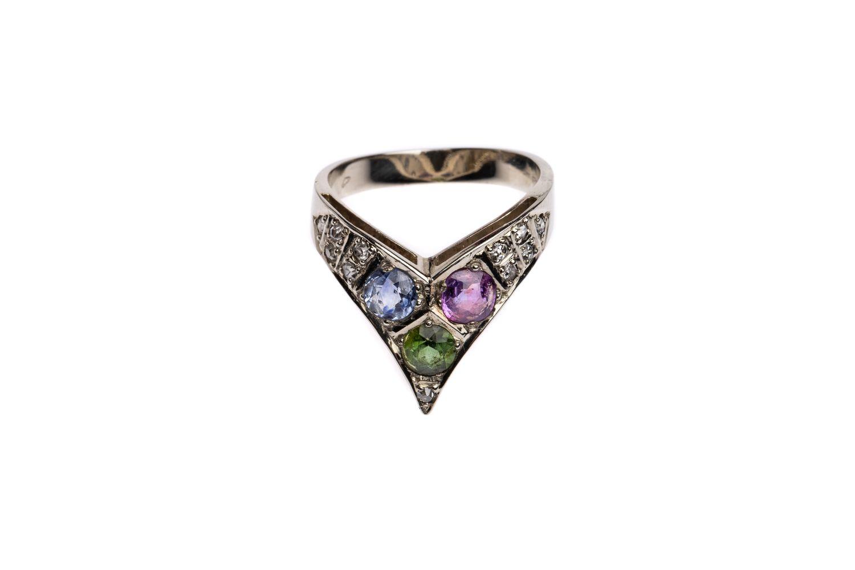 #166 Diamond ring | Diamantring Image