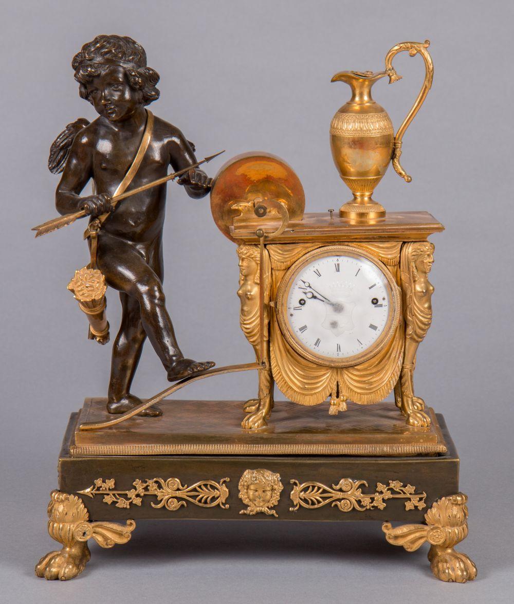 #59 Vienna Empire Clock | Wiener Empire Uhr Image