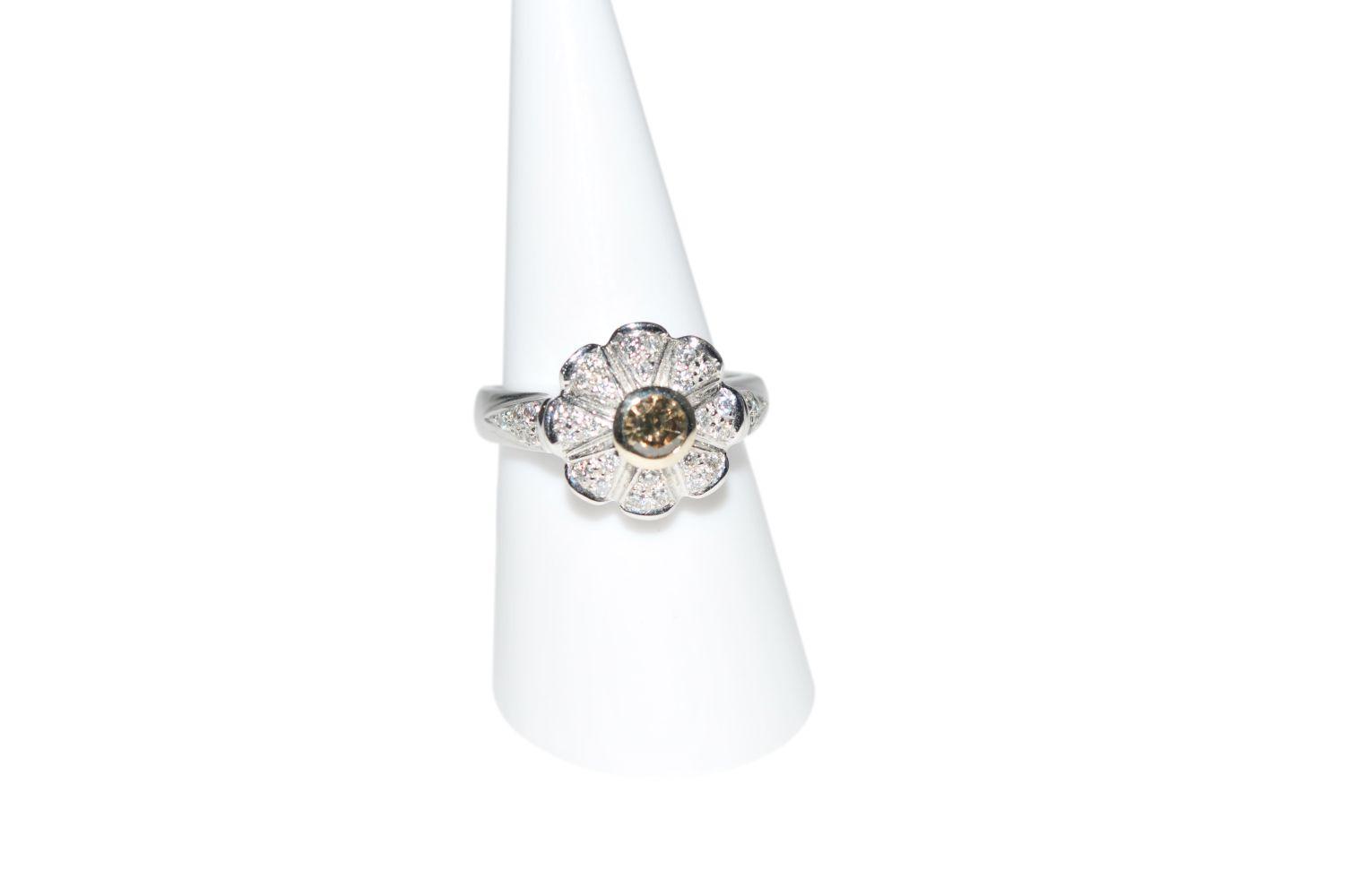 #92 Diamond ring | Diamantring Image