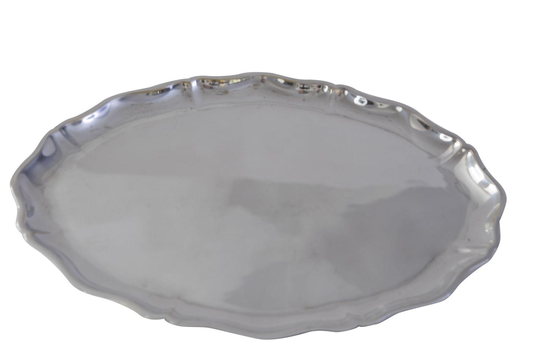#106 Silver Tray | Silbertablett Image