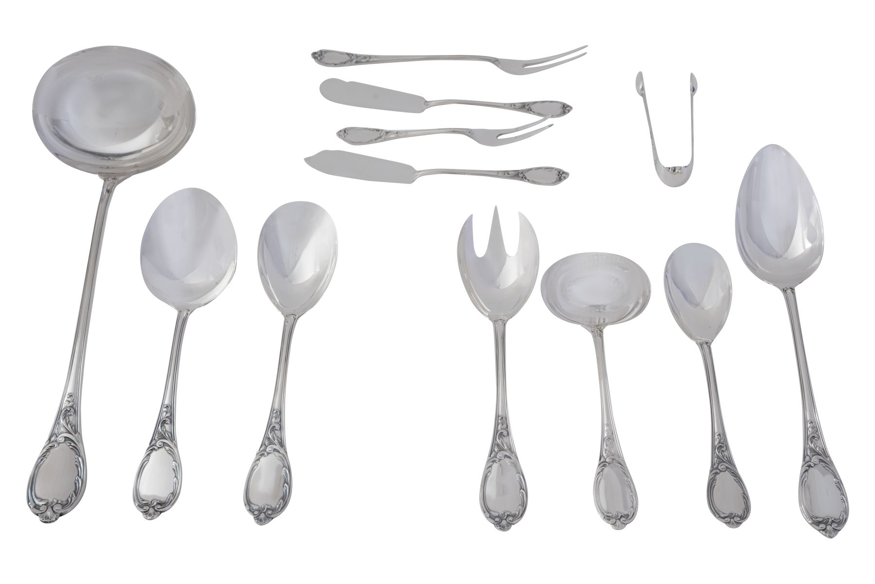 #113 Serving parts for table cutlery Image