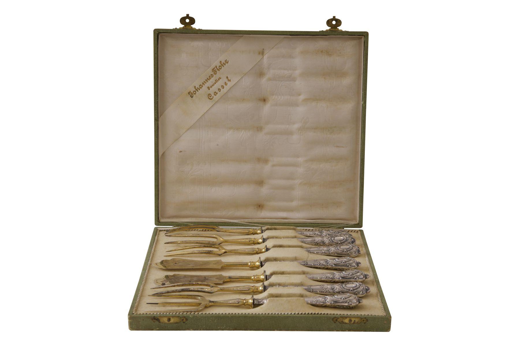#39 Fish serving cutlery | Vorlegebesteck für Fisch Image