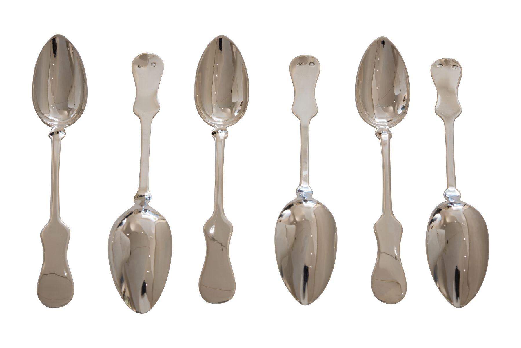 #54 Coffee spoon | 6 Kaffeelöffel Image