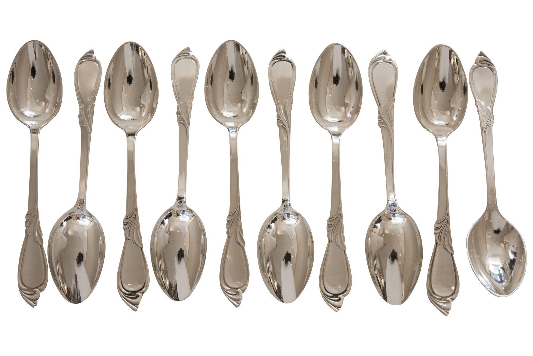 #56 Mocha spoon | 10 Mokkalöffel Image
