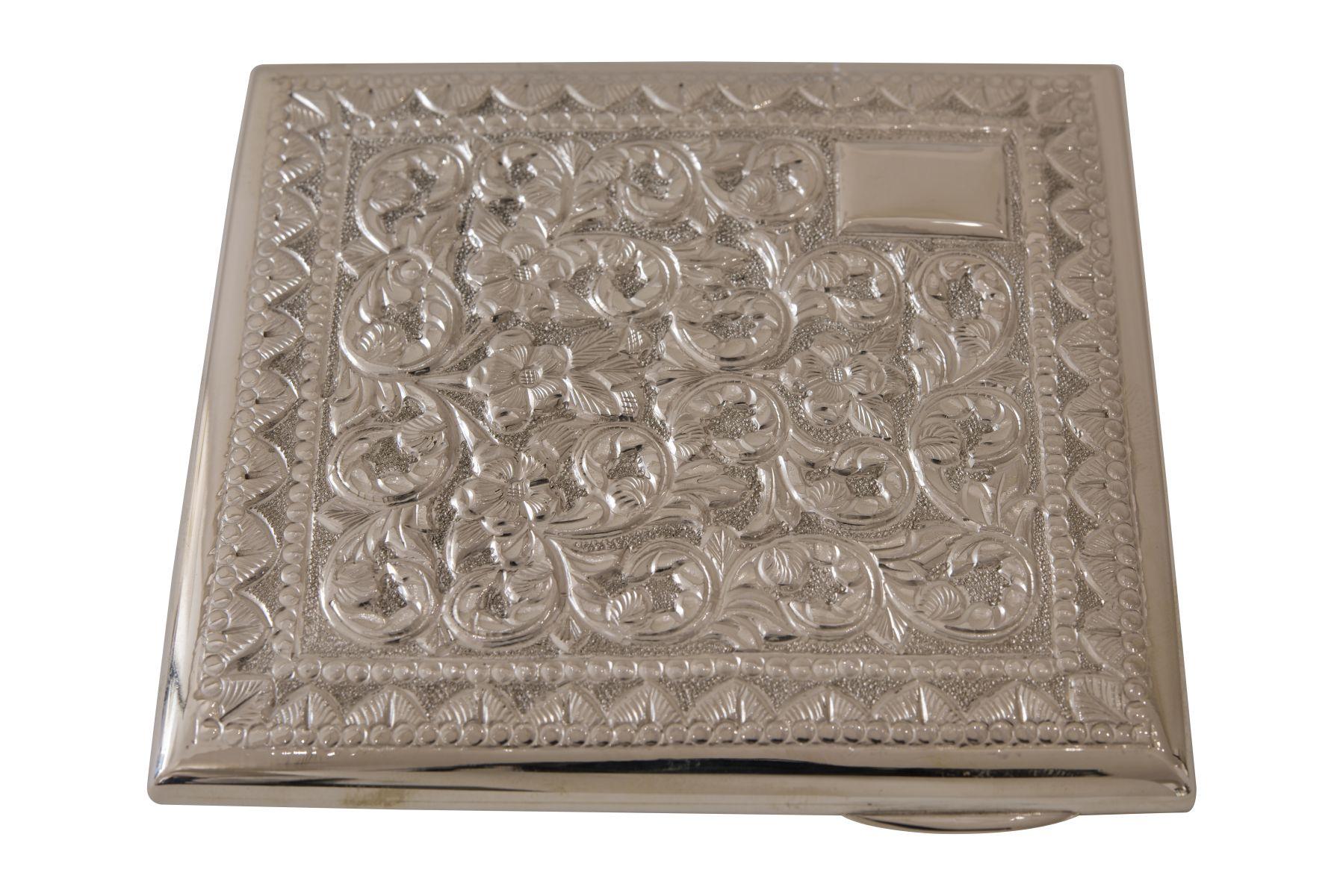 #74 Silver box | Silberdose Image