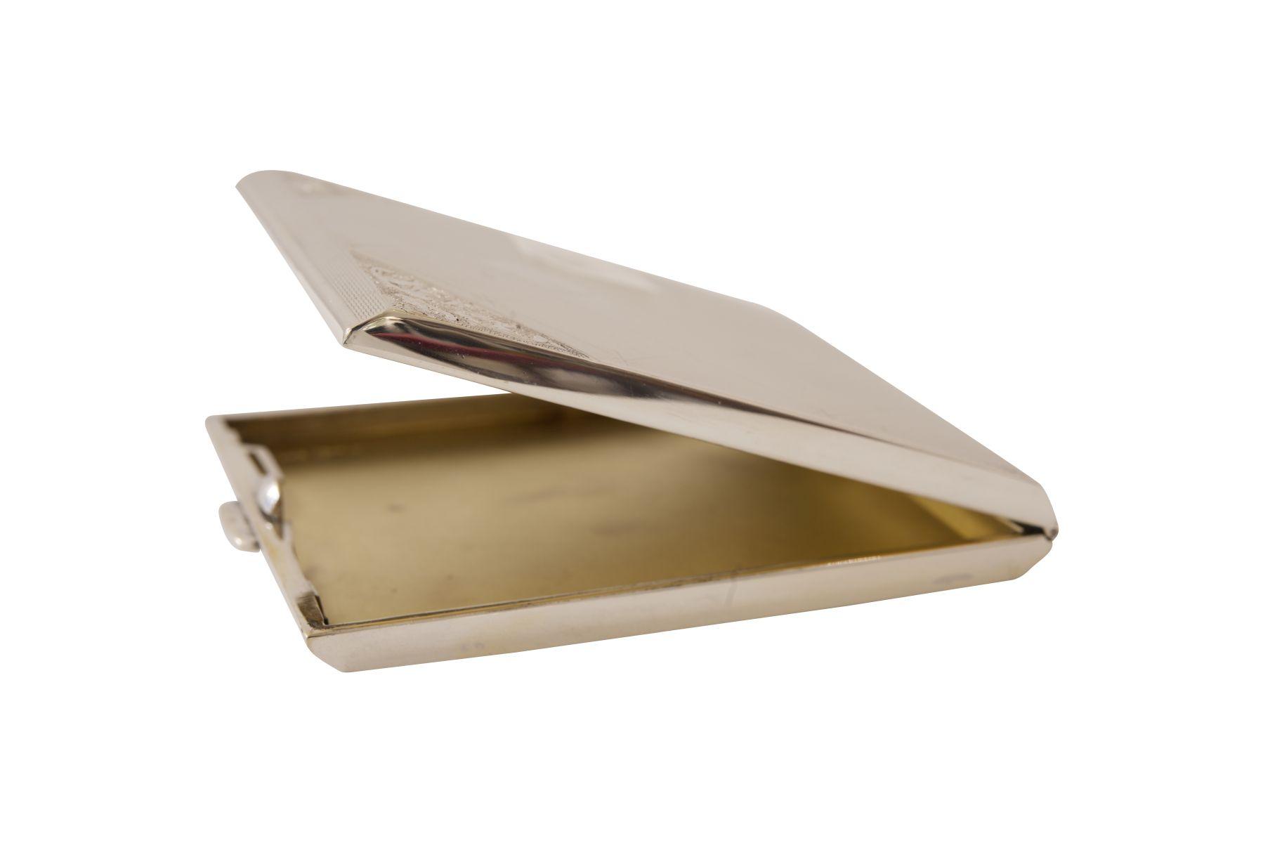#79 Silver box | Silberdose Image