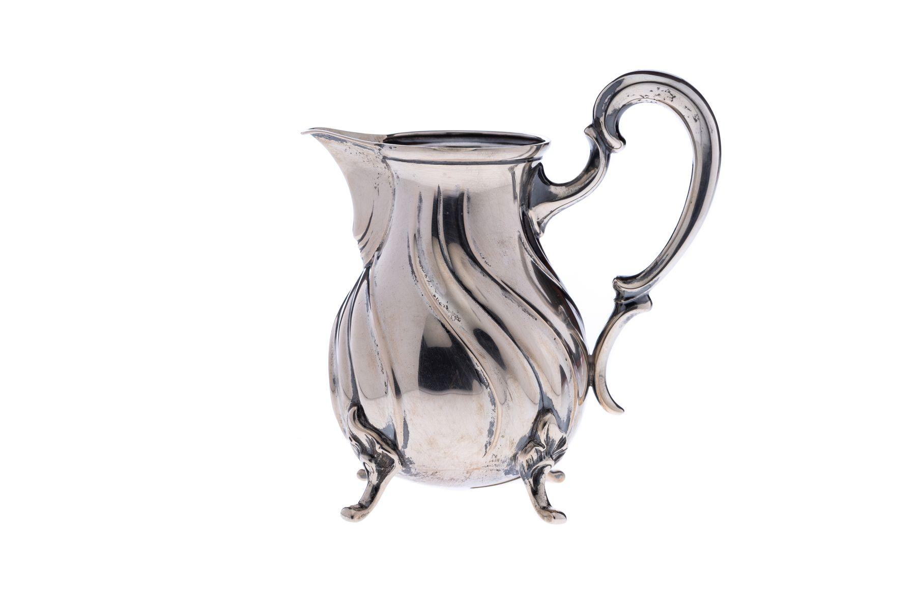 #9 Water Jug silver | Wasserkanne Image