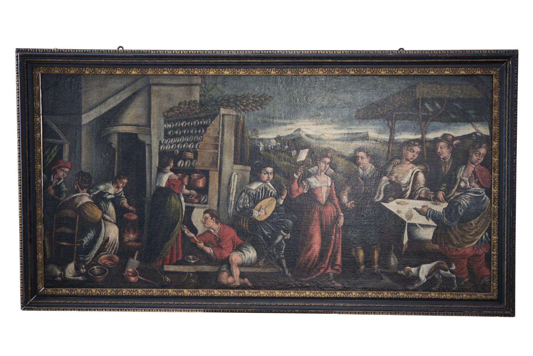 #119 Baroque painter of the 18th century | Barock Maler des 18. Jahrhunderts Image
