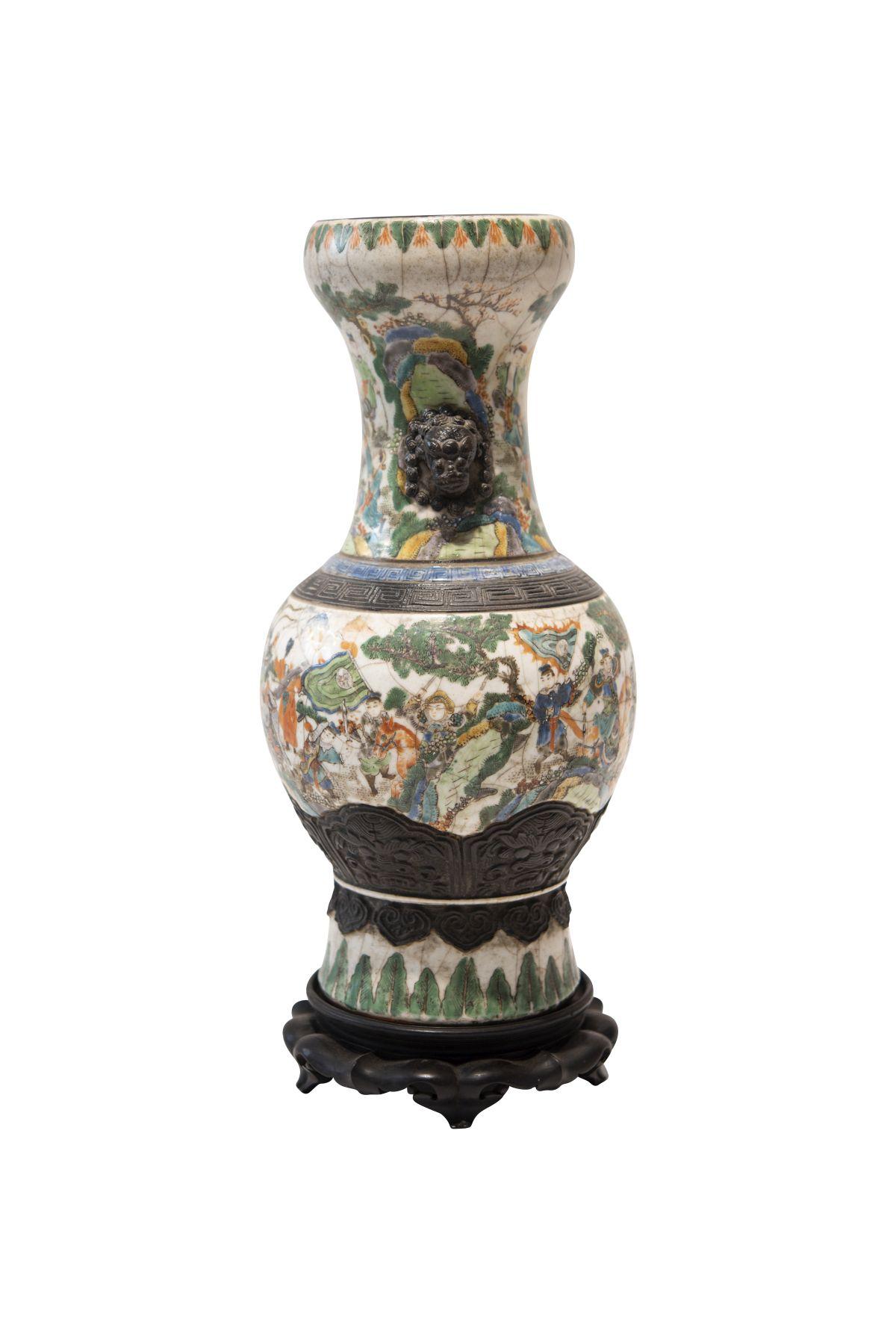 #45 Large baluster vase | Große Baluster Vase Image