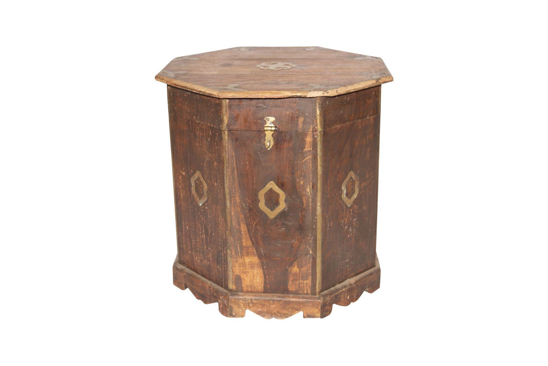 #6 Small lid chest | Kleine Deckeltruhe Image