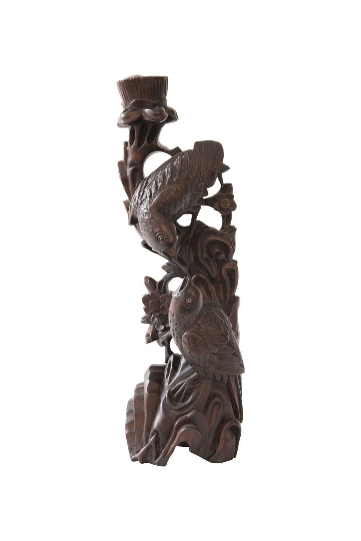 #97 Wooden candlesticks | Holzkerzenständer Image