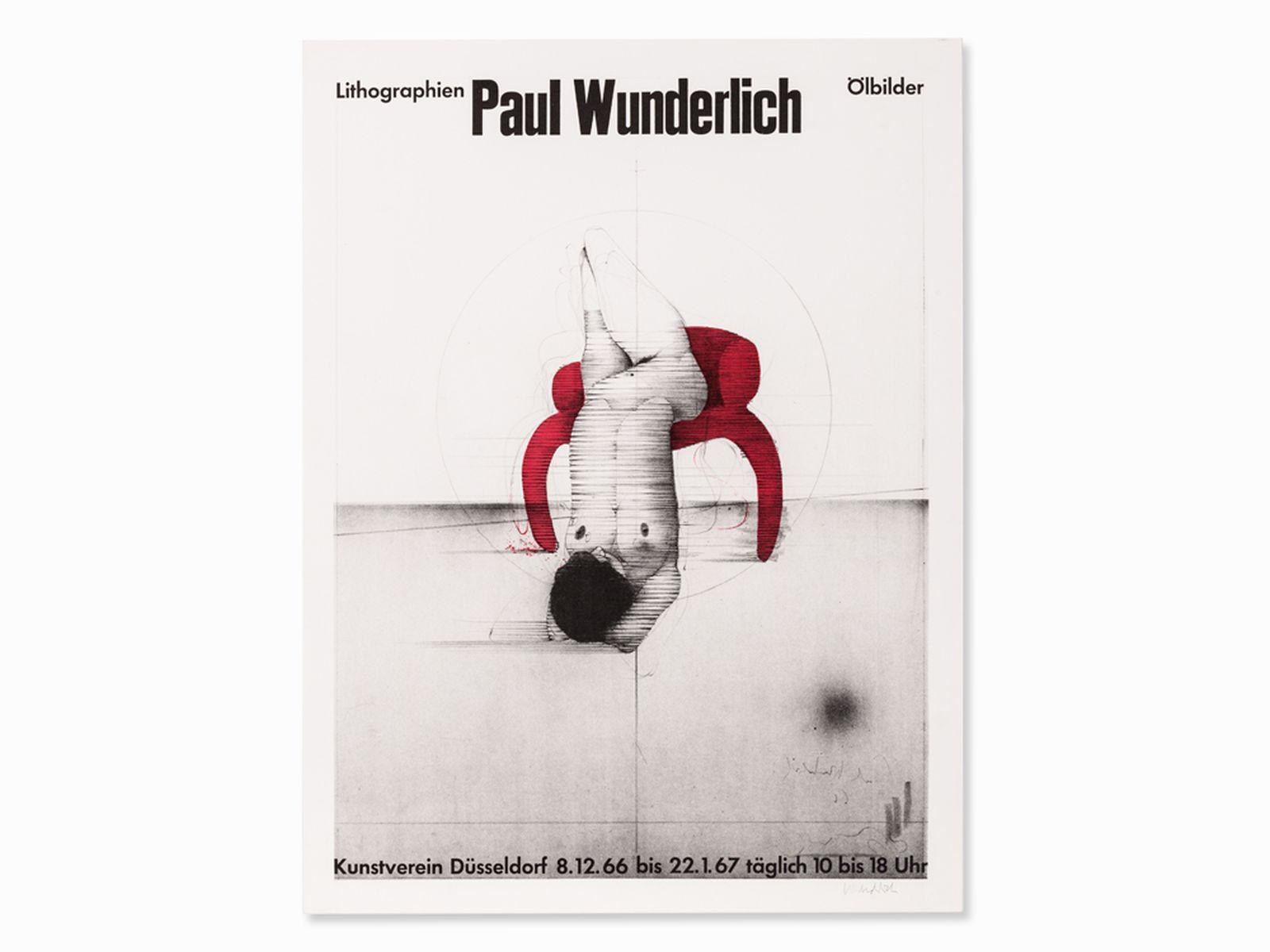 #123 Paul Wunderlich Image