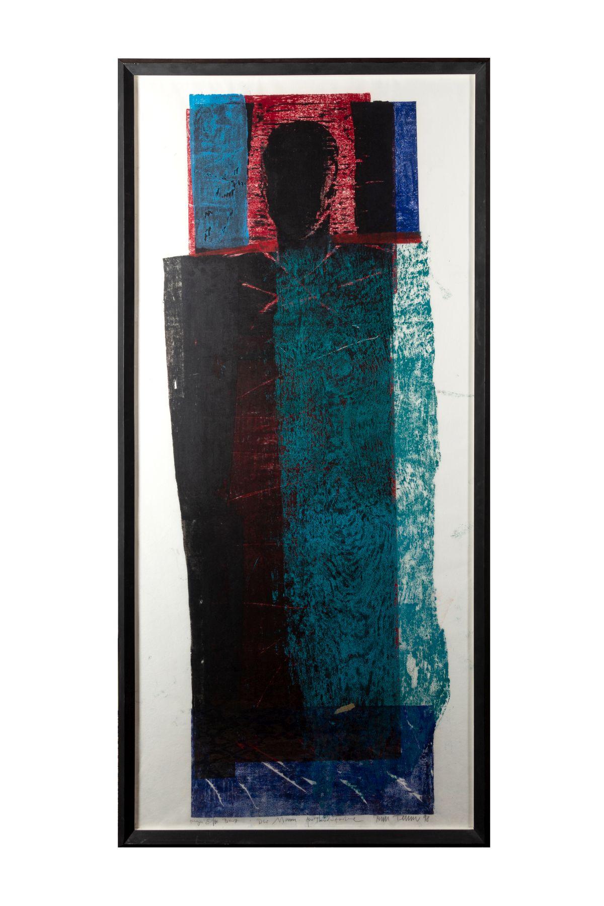 "#144 Ruth Tesmar, ""Effi Briest, The Man"", 1998 | Ruth Tesmar(* 8. April 1951 in Potsdam) ,"" Effi Briest. Der Mann"", 1998 Image"