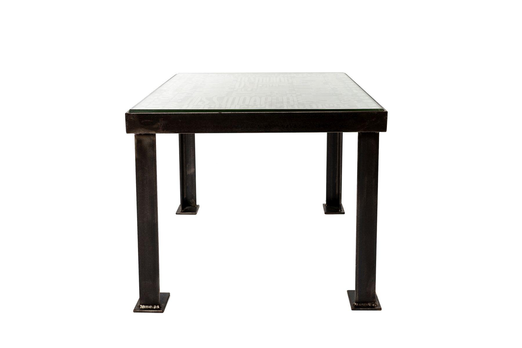 #148 Designer side table | Designer Tisch Image