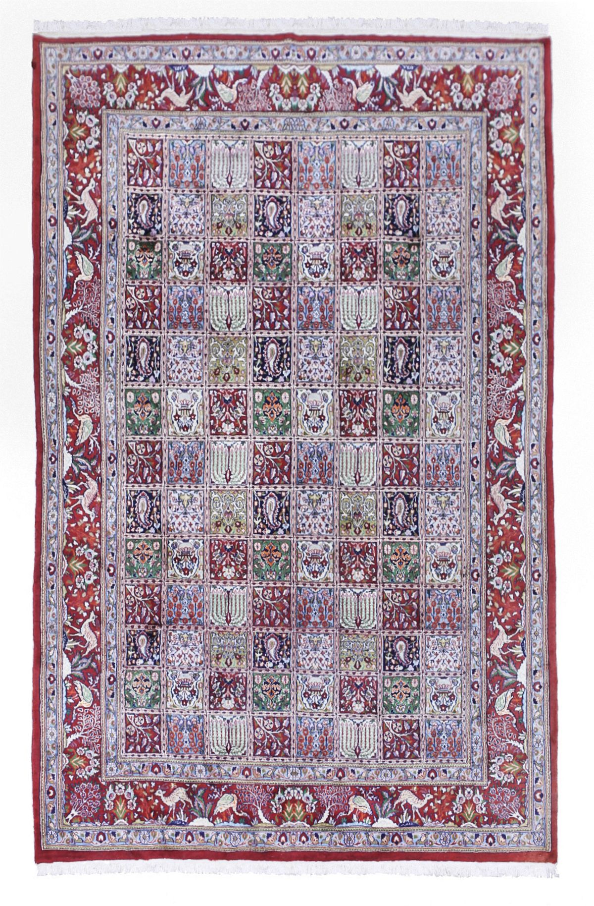 #171 Carpet Tabriz | Teppich TÄBRIS Image