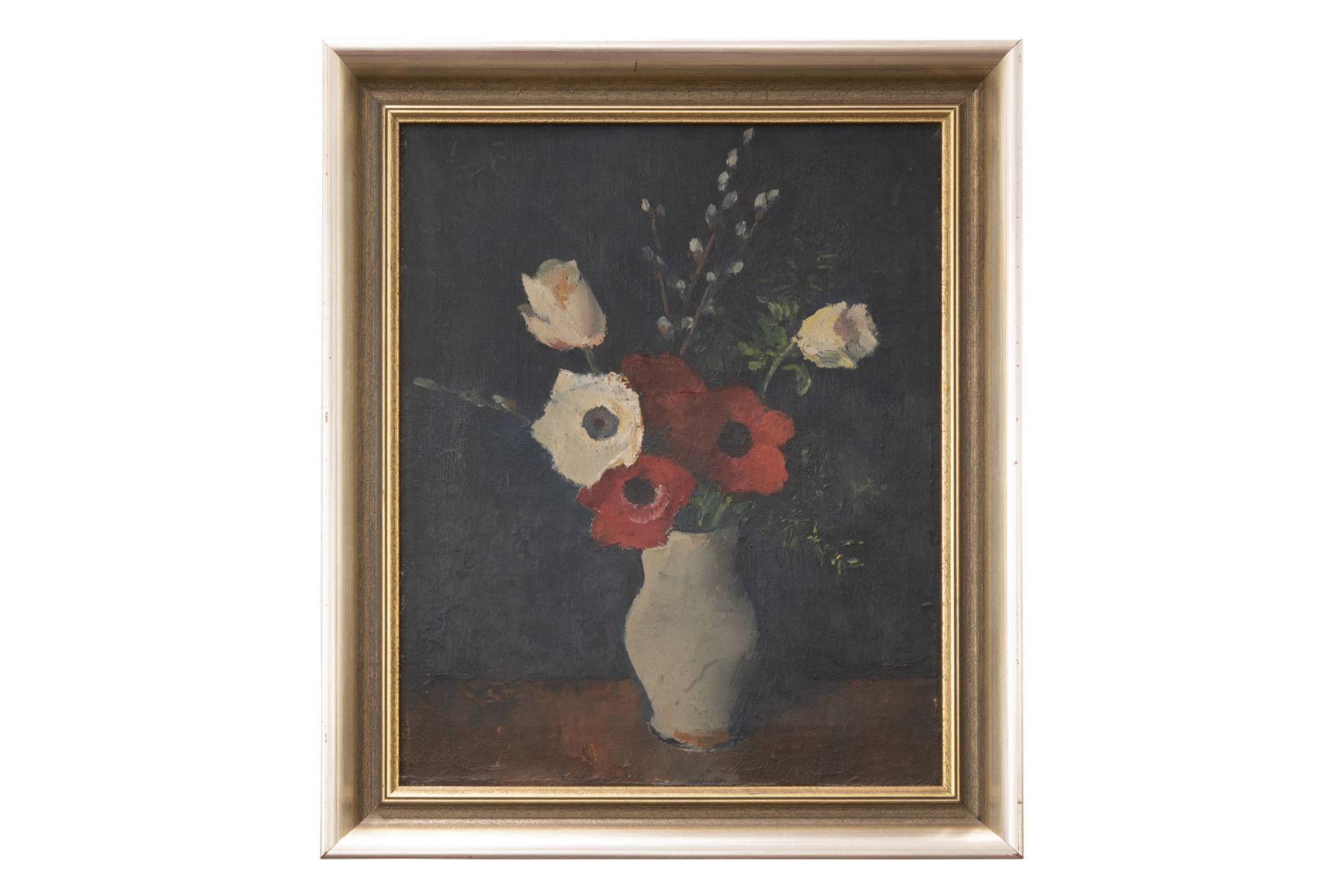 #172 Bouquet of flowers in vase | Blumenstrauß in Vase Image