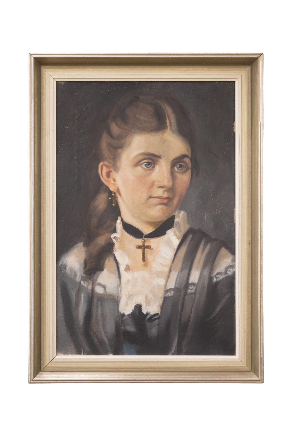 #179 Portrait of a woman | Frauenporträt Image