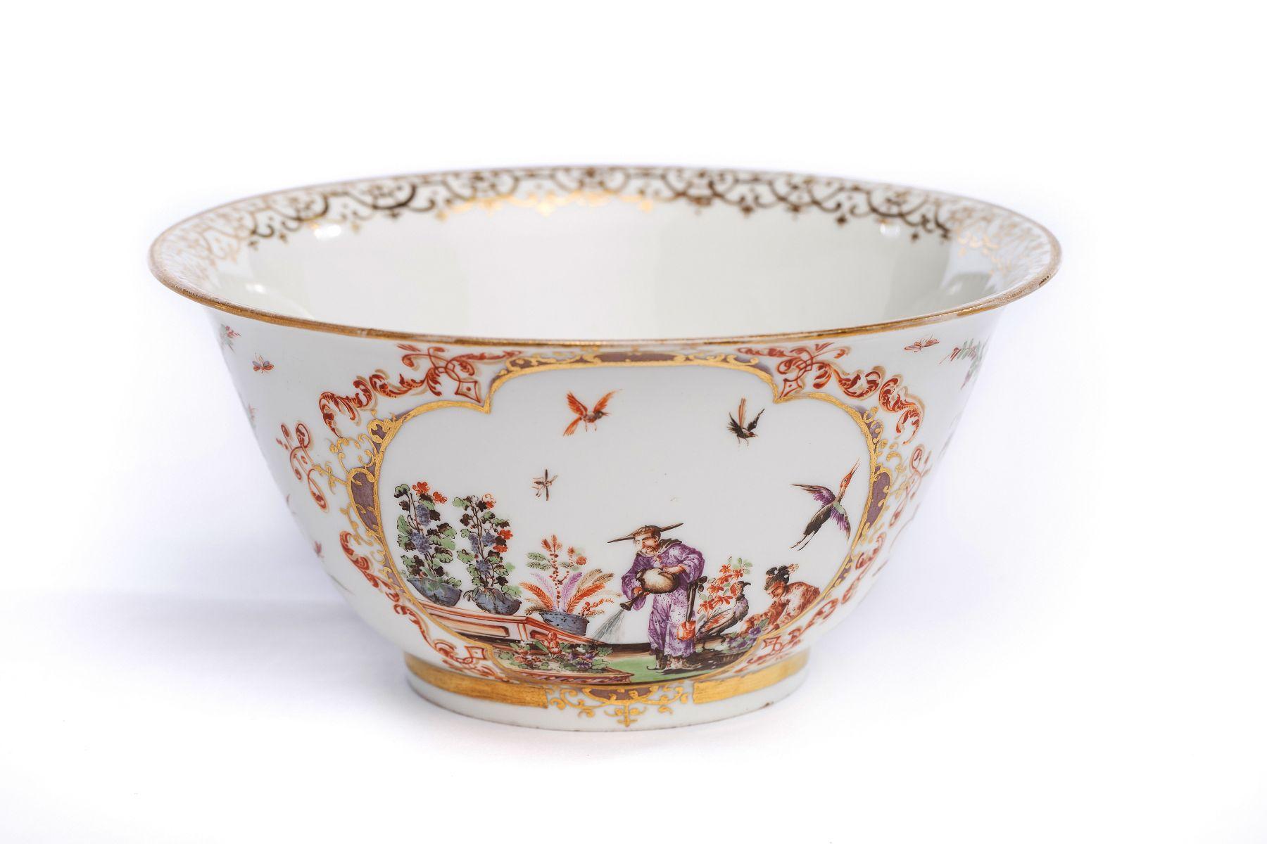 #47 Bowl Meissen um 1725 | Kumme Meissen um 1725 Image