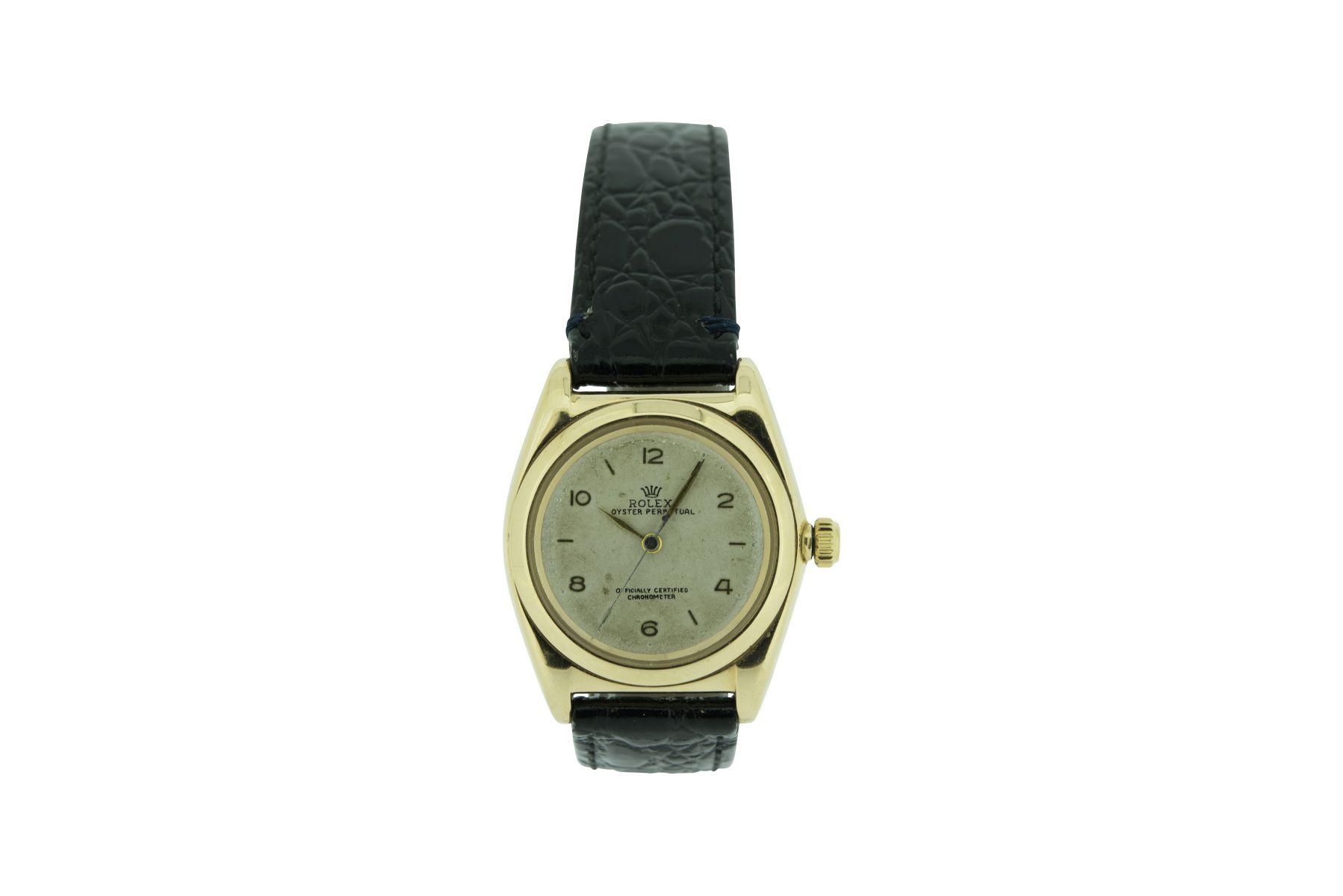 #109 Rolex Bouble Back from 1940 | Rolex Bouble Back aus 1940 Image