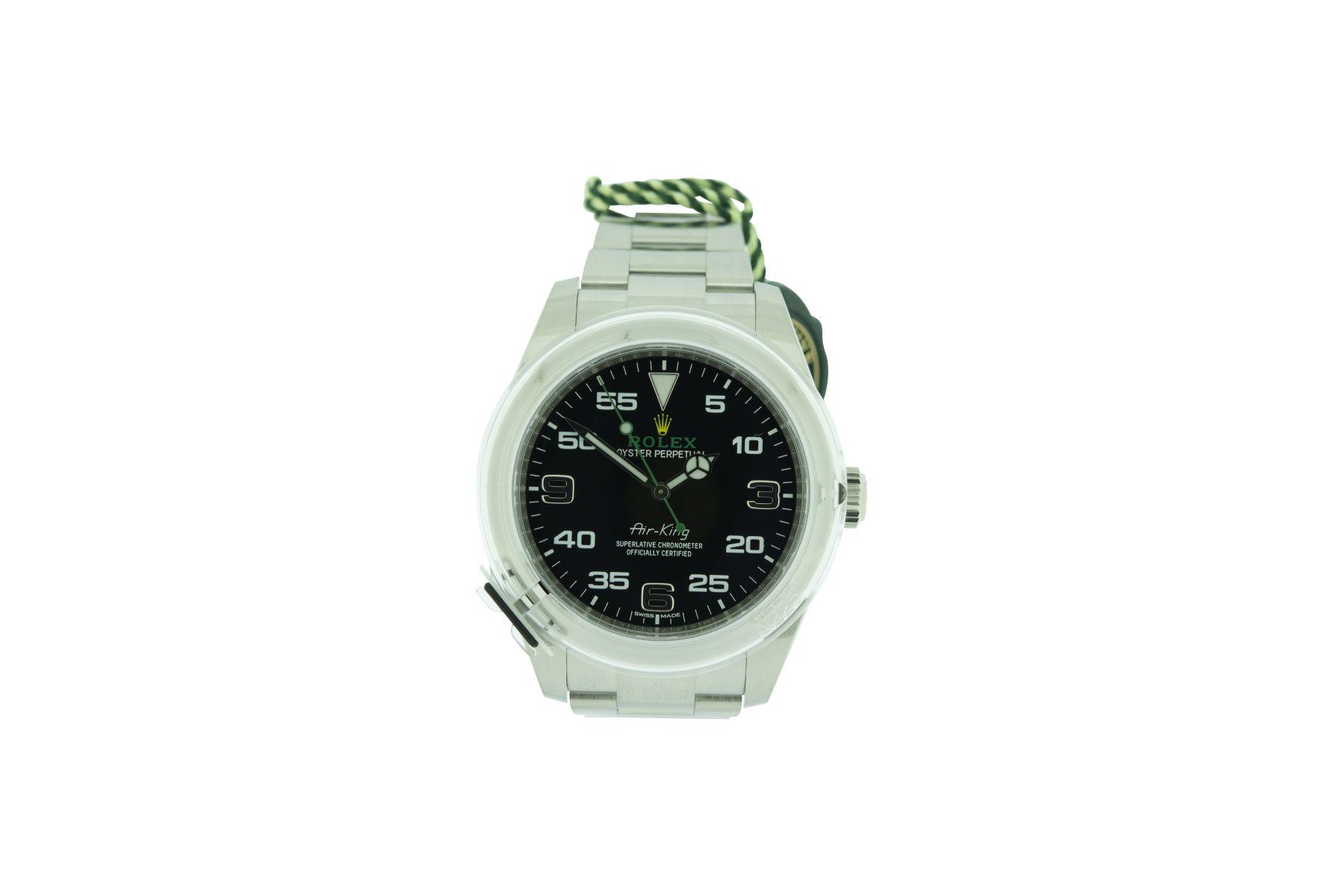 #114 Rolex Airking Neu Referenz 116900 | Rolex Airking Neu Referenz 116900 Image