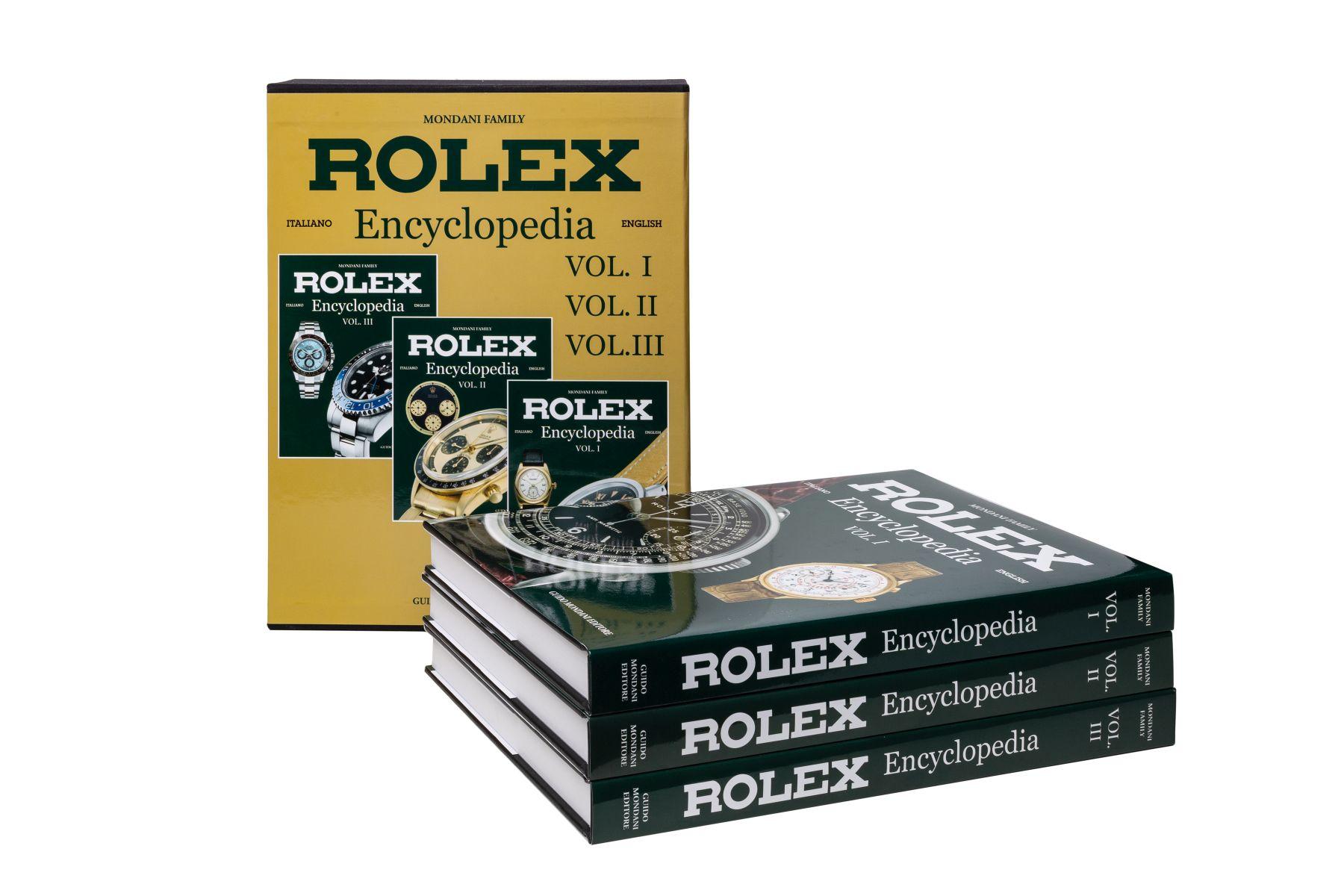#127 Rolex Book Encyclopedia | Rolex Book Encyclopedia Image