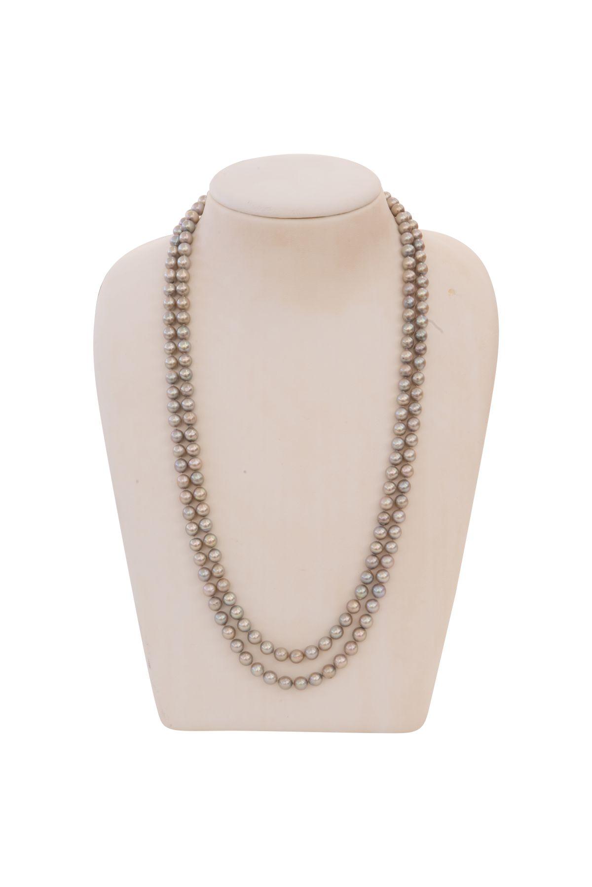 #219 pearlnecklace | Perlenkette Image