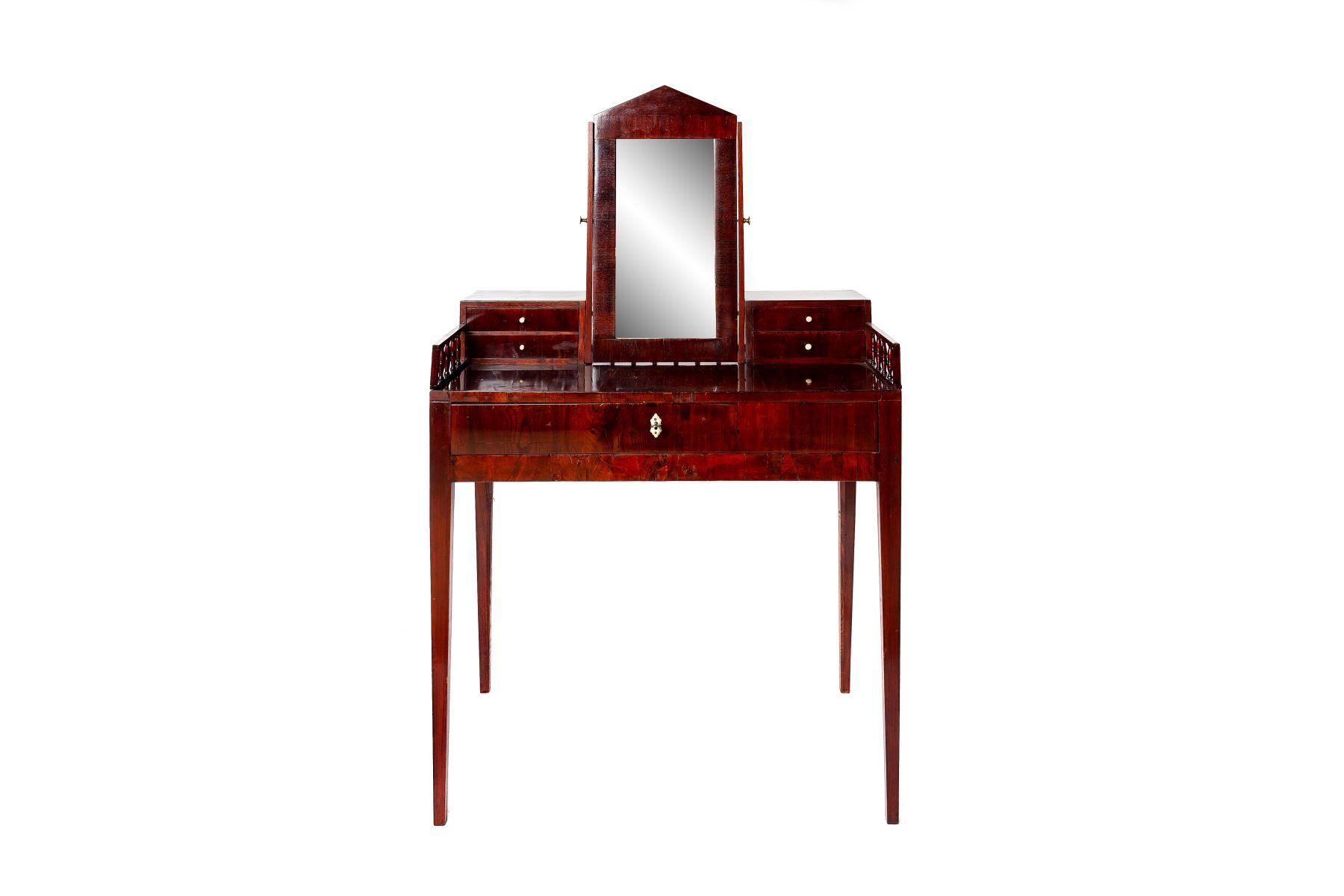 #137 Biedermeier dressing table | Biedermeierkommode 2. Hälfte 19. Jahrhundert Image