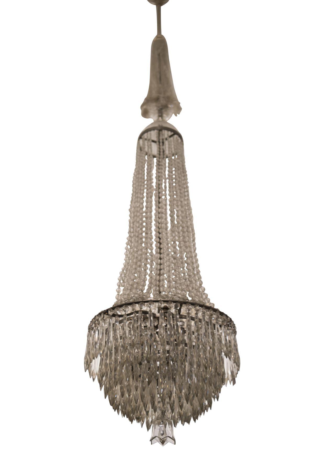 #63 Decorative chandelier | Dekorativer Luster Image