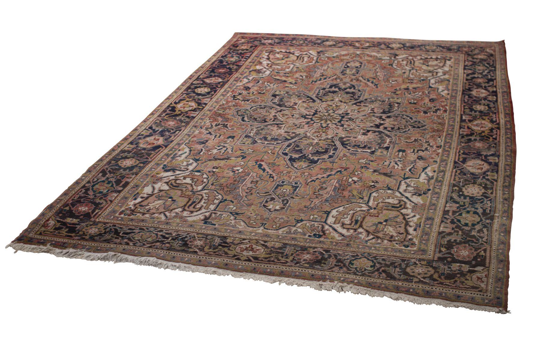 #75 Heriz carpet | Heriz Teppich Image